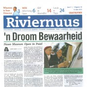 Article in Riviernuus
