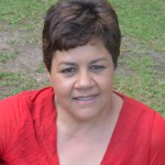 Janine Myburgh - Treasurer